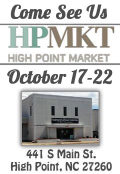 Come See us ath the High Point Furniture Market
